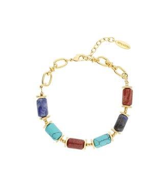 Hipanema Armband Ankara Turquoise