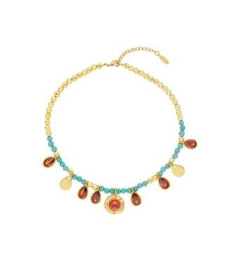 Hipanema Armband Bodrum Turquoise