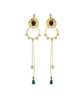Hipanema Oorring Anatolia Emerald