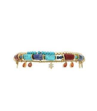 Hipanema Armband Brigand Turquoise