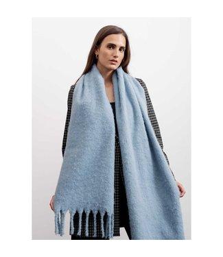 codello Sjaal Long Dark Blue