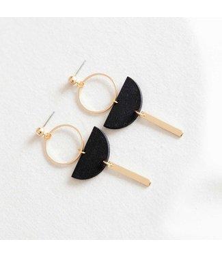 Studio Nok Nok Oorring Basic 01 Black