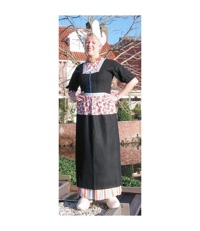 Kostuum volwassen vrouw boezel S/M
