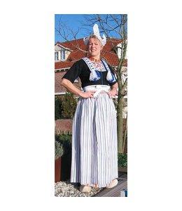 Kostuum volwassen vrouw bontje S/M