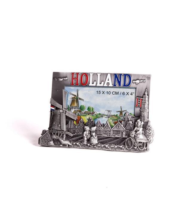 Fotolijst metaal Holland tin