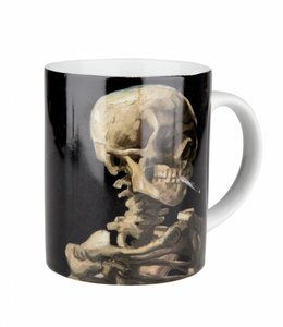 5 stuks Mok Skull Van Gogh Museum