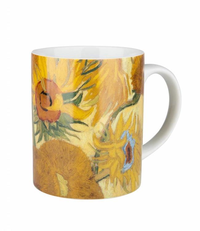 5 stuks Mok Zonnebloemen Van Gogh Museum