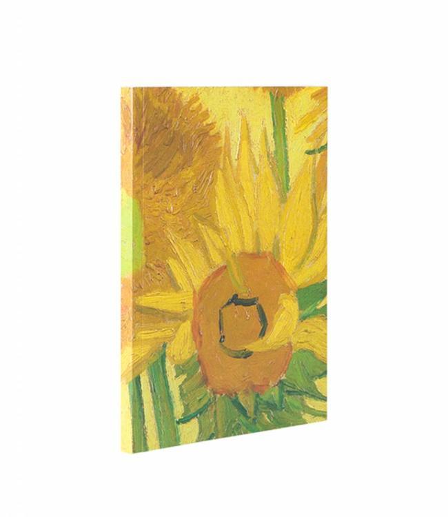 10 stuks Notebook A5 Zonnebloemen Van Gogh Museum
