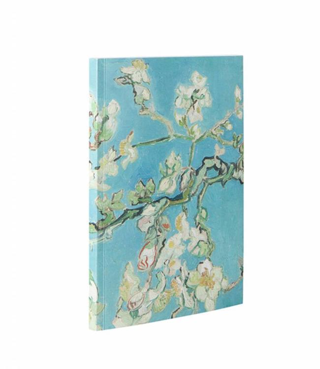 10 stuks Notebook A5 Amandelbloesem Van Gogh Museum