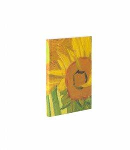 1 stuks Notebook A6 Zonnebloemen Van Gogh Museum