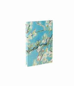 1  stuks Notebook A6 Amandelbloesem Van Gogh Museum