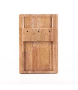 Houten plank rechthoek