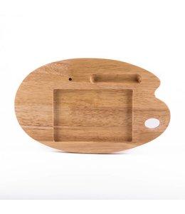 Houten plank palet