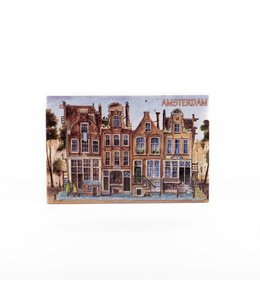 Siertegel 15 x 10 cm Color Amsterdam