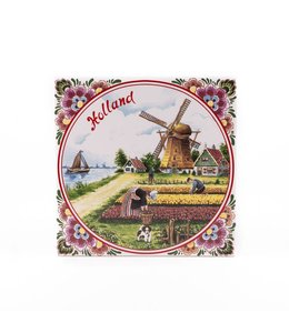 Siertegel 15 x 15 cm Color Holland