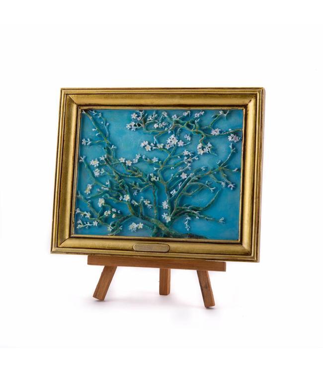 Schilderij op ezel - van Gogh Almonds