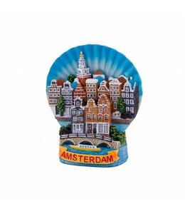 polystone schelp Amsterdam