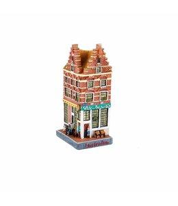 Huisje cafe Papeneiland 12 cm