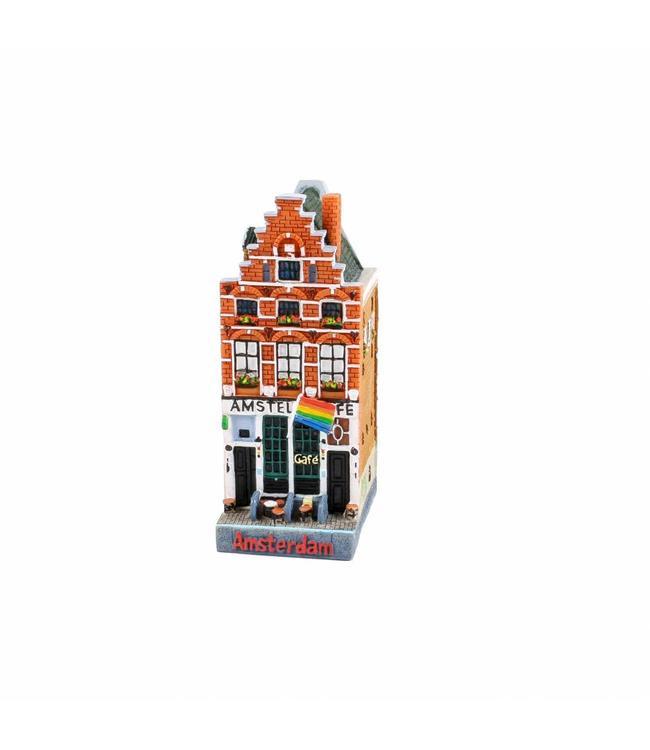 Huisje cafe Amstel 54 12 cm