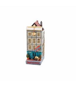 Huisje Anne Frank huis 12 cm