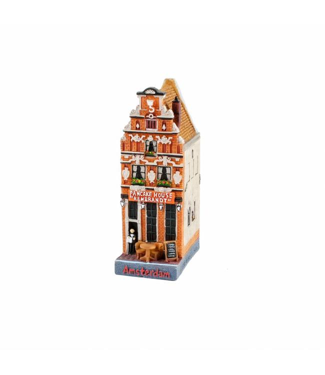 Huisje pancake house 12 cm