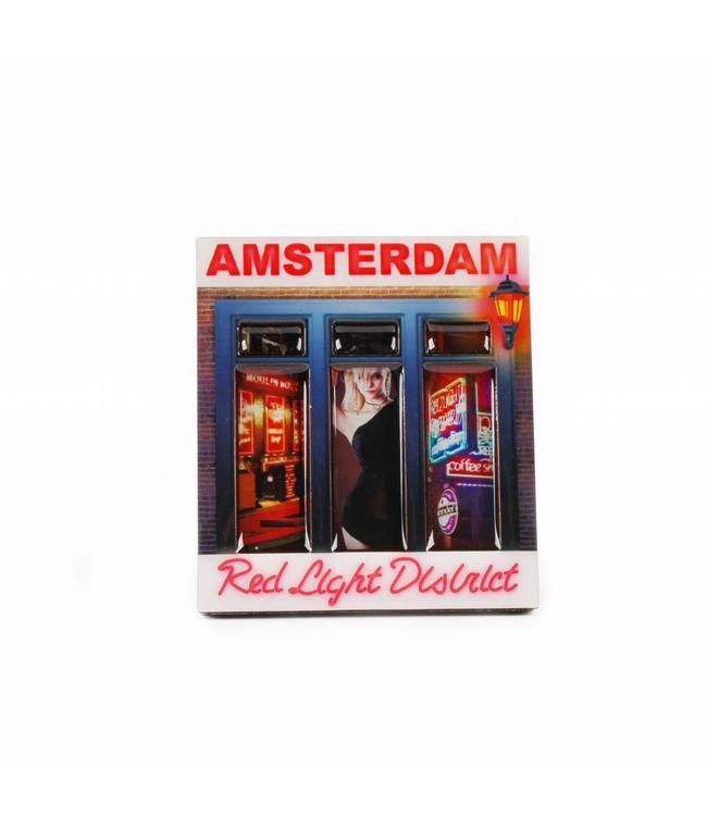 12 stuks Magneet 2D coating compilatie ramen Amsterdam