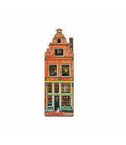 12 stuks Magneet 2D MDF Kaaspaleis Amsterdam
