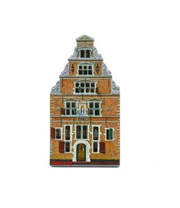 12 stuks Magneet 2D MDF St. Jansgasthuis Holland