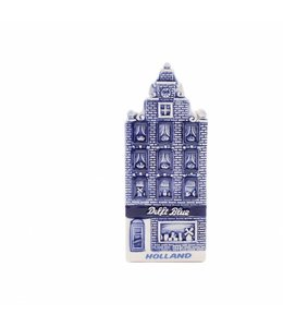 12 stuks Magneet delftsblauw winkel Holland