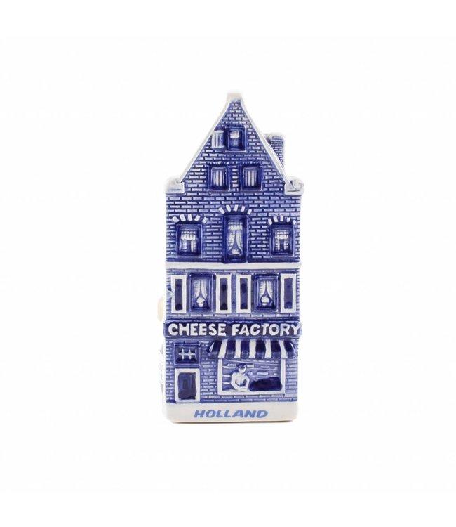 12 stuks Magneet delftsblauw kaasshop Holland