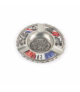 Asbak rond Amsterdam compilatie tin