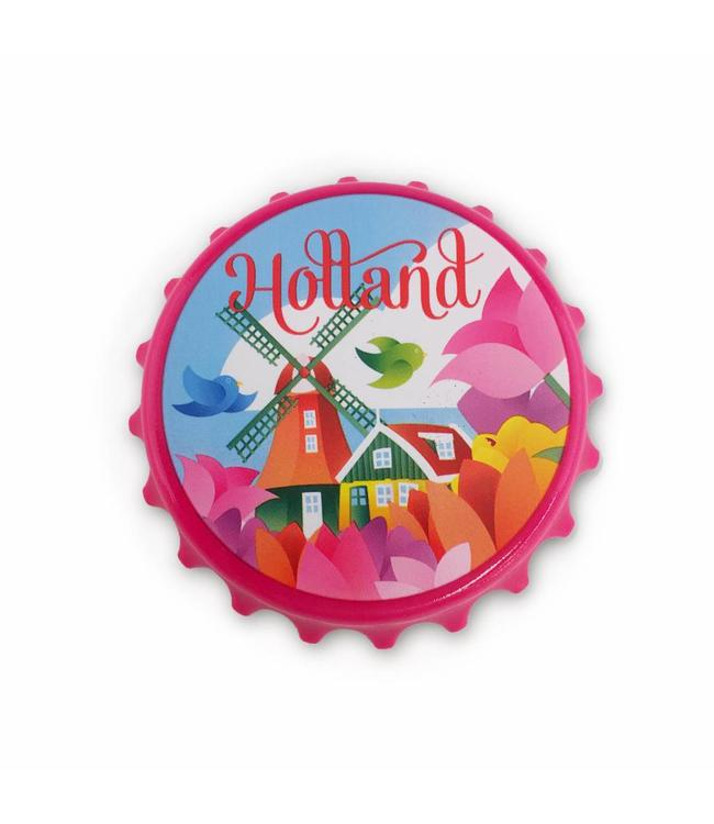 12 stuks openers Holland Zwevende Tulpen