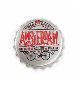 12 stuks openers Bike City Amsterdam