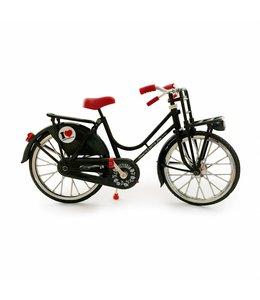 fiets zwart