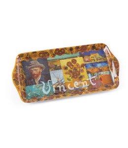 6 stuks Dienblad Vincent Van Gogh 30 x 15 cm