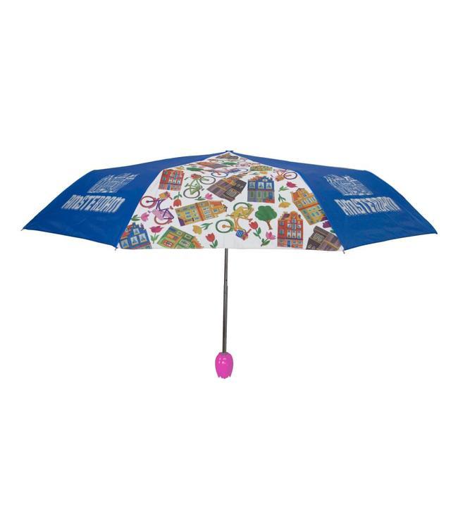 12 stuks paraplu Amsterdam compilatie