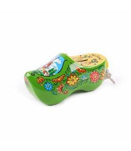 6 stuks Spaarpot klomp 15 cm Holland groen