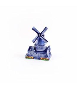 Stellingmolen Delftsblauw Holland 14 cm