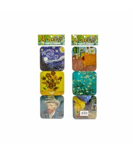 Coasters Vincent van Gogh