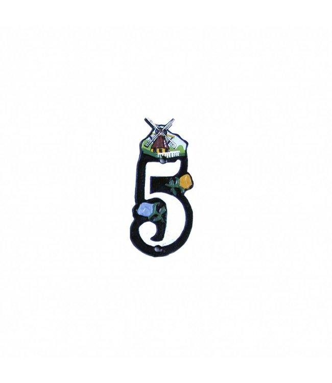 Huisnummer 5 Molen