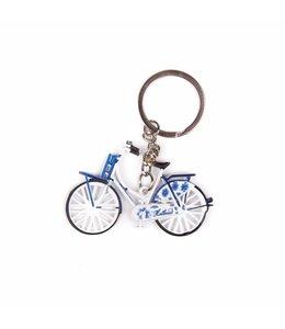 12 stuks SH fiets delftsblauw Holland