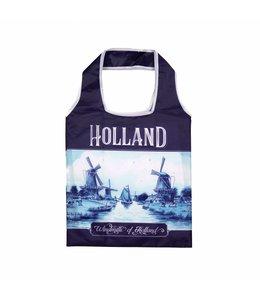 12 stuks foldable delftsblauw Holland