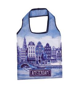 12 stuks foldable delftsblauw Amsterdam