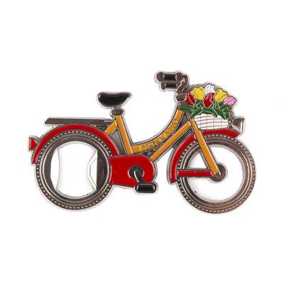Openers magneet metaal fiets