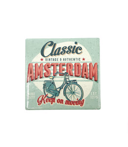 12 stuks coaster Amsterdam classic