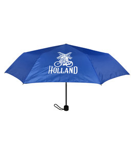 12 stuks paraplu Holland blauw