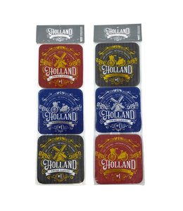 Coasters Holland classic vintage