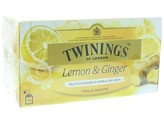Twinings Infusions lemon ginger