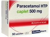Healthypharm Paracetamol caplet 500