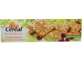 Cereal Rozijnenkoeken minder suiker